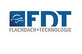 FDT, Bedachung