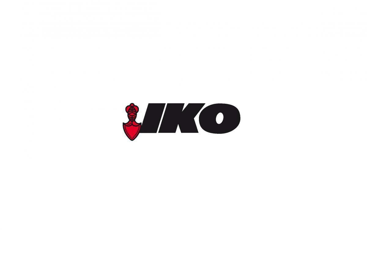 Iko, Bedachung
