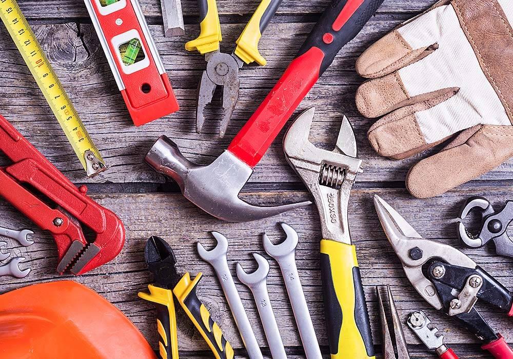 Baumarkt Werkzeug